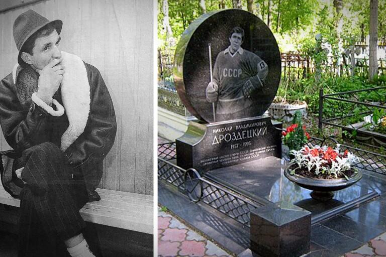 """DEL 4: """"Rykten sa att den ryska maffian tog livet av Nik"""""""
