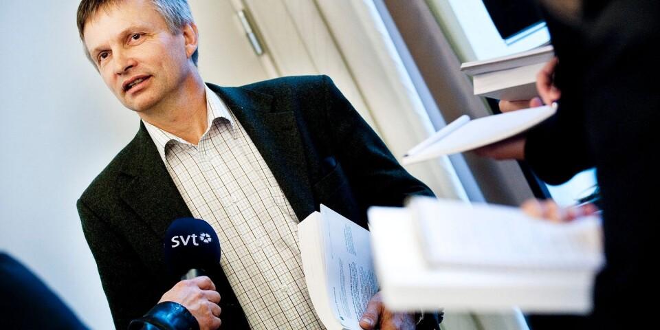 Pär Andersson var åklagare i domstolsförhandlingarna mot Gubbligan