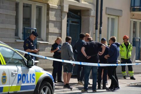 Misstänkt våldsbrott: Detta har hänt