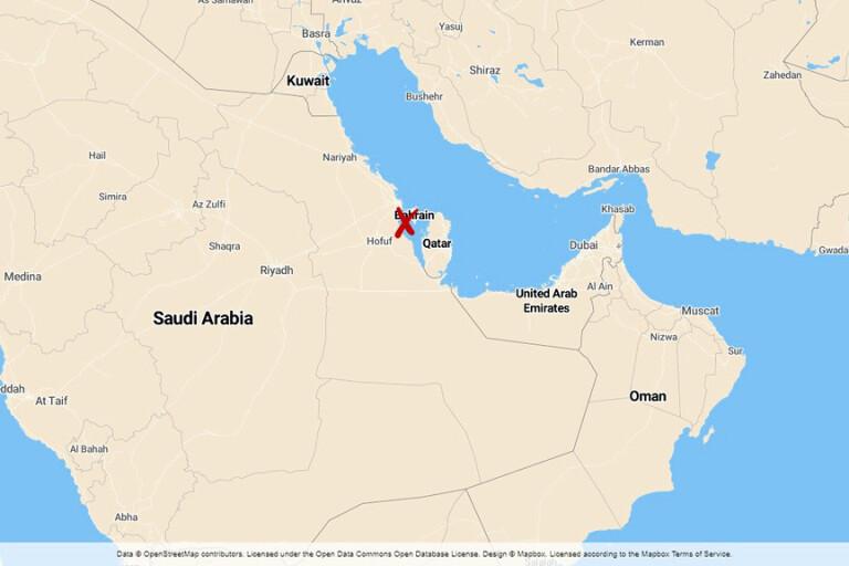 Bahrain: Iranstödda terrordåd avvärjda