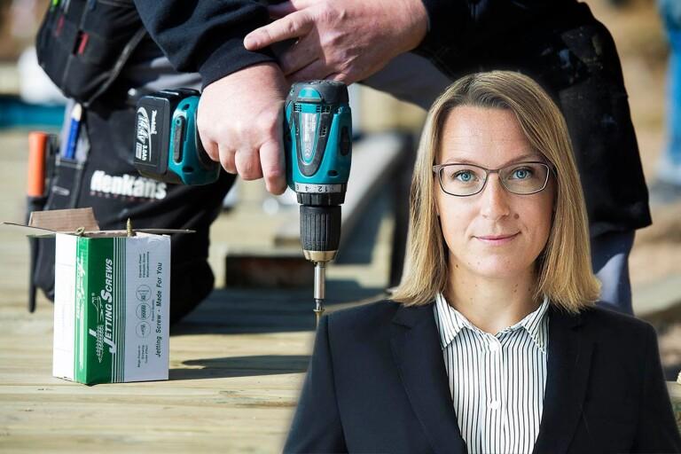 Kajsa Kettil: Vi behöver inte fler altaner