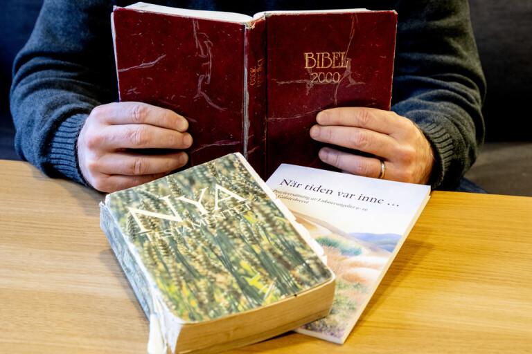 Bibelsällskapet inleder en ny bibelöversättning som ska bli klar till 2026. Arkivbild.