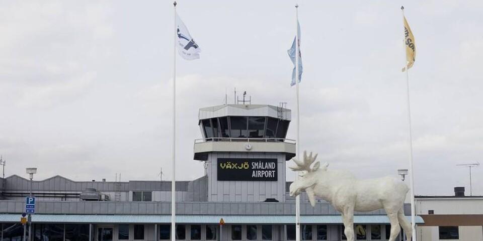 Växjö Småland Airport får ytterligare en internationell destination. I maj lanseras direktflyg mellan Växjö och Amsterdam.