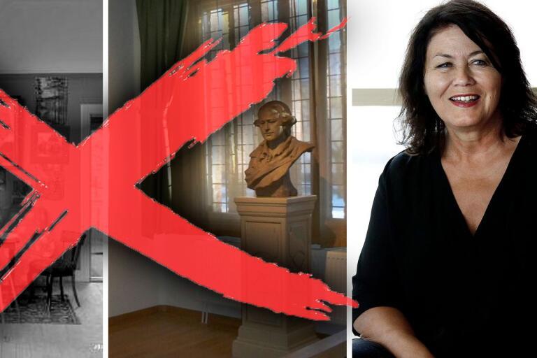 """""""1700-talsrum"""" försvinner från konstmuseet – ska bli kontor åt chefen"""