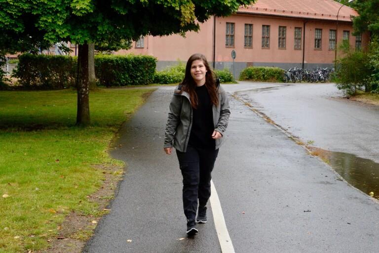Sabina anordnar Walk of Hope – efter sönernas sjukdomar