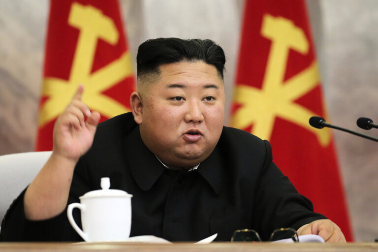 Ledaren som skrapar på diktaturens fernissa