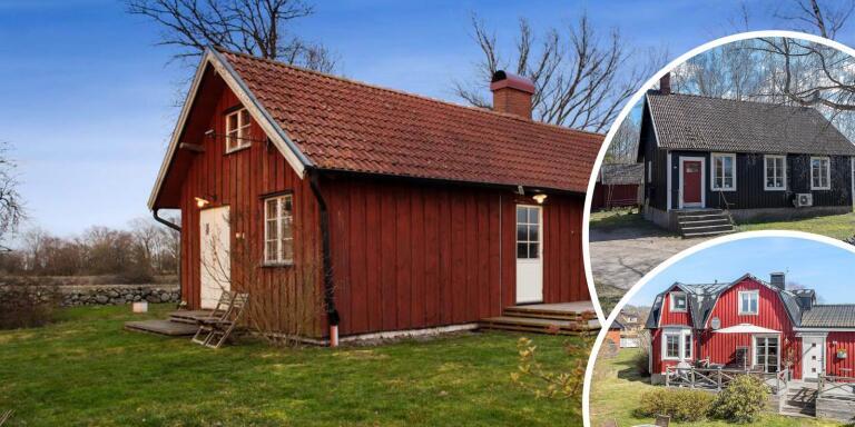 Här är byn med de hetaste husen i länet