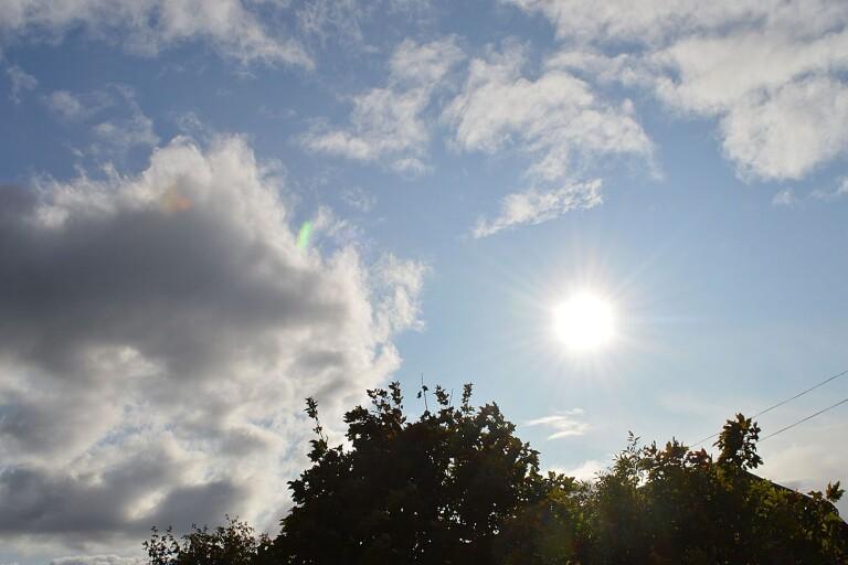SMHI: Så blir vädret i helgen