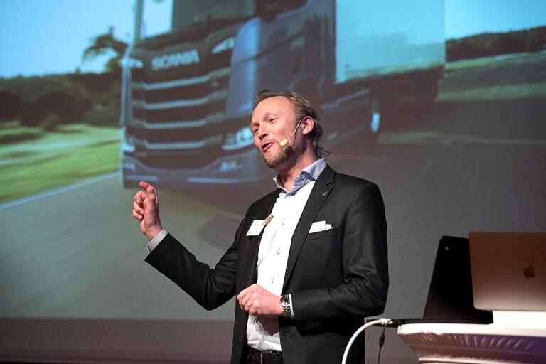 """Scania upp på full produktion igen: """"Känns bra"""""""