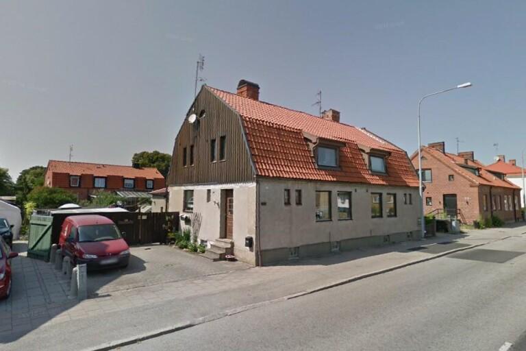 Kedjehus på 92 kvadratmeter från 1928 sålt i Trelleborg – priset: 1500000 kronor