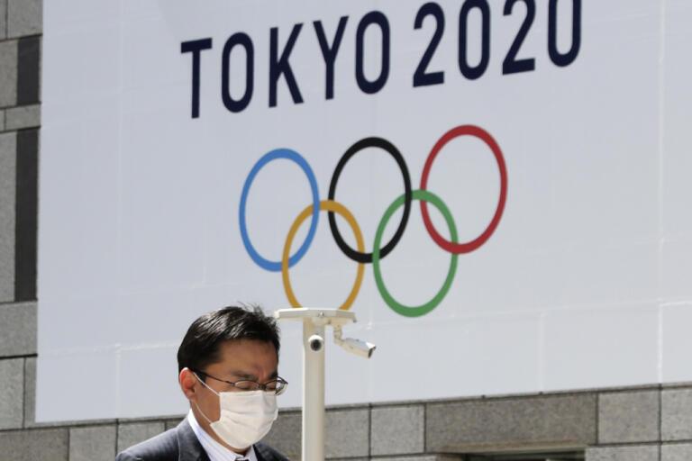 Kommer Tokyo-OS kunna genomföras? Arkivbild.
