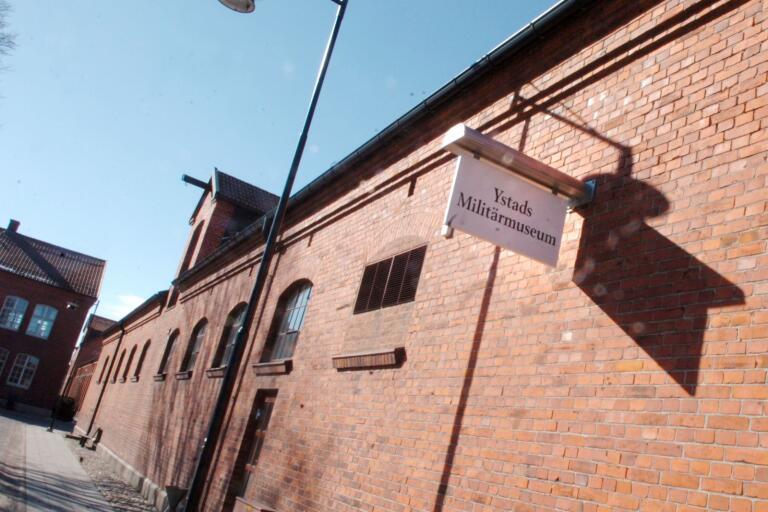 Militärmuseet är en av fastigheterna som Hemsö vill köpa.