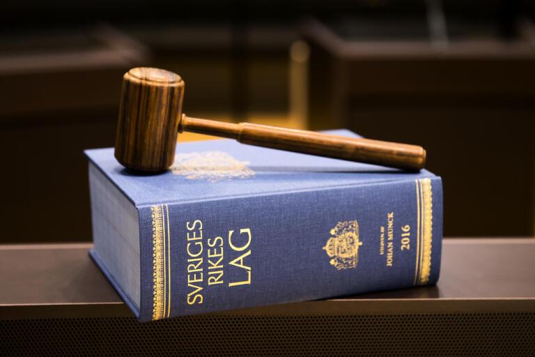 Svea hovrätt skärper straffet för en tonårspojke som dömdes för dråp av tingsrätten. Arkivbild.