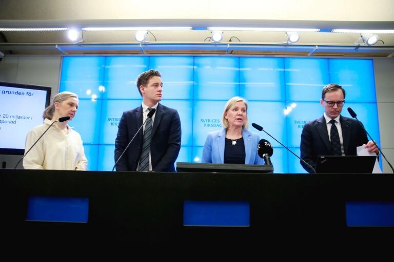 Ledare: Kommunmiljarder utan analys eller syfte