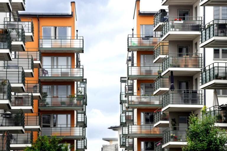 Här är gatorna i Växjö där bostadspriserna ökar mest
