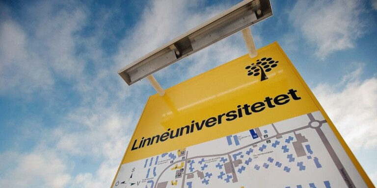 Är LNU småländskt - eller ens svenskt?