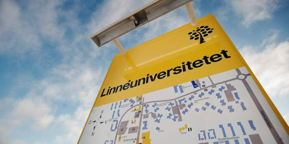 Linnéuniversitetet får en ny utbildning.