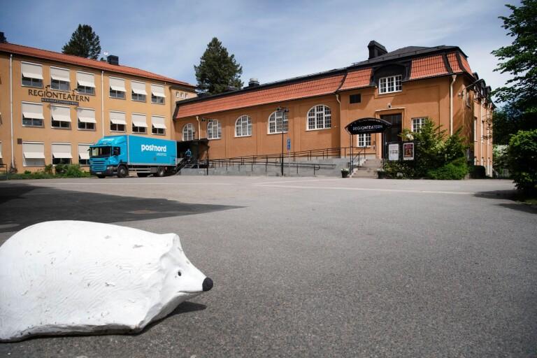 Bygg nya Regionteatern på Ringsberg