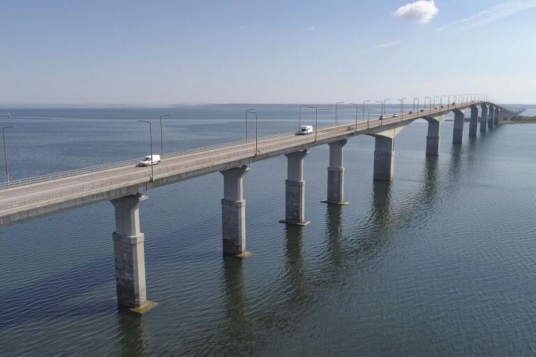 """Insändare: """"Det är farligt att köra på Ölandsbron idag"""""""