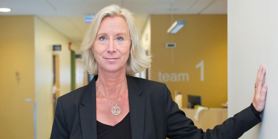 Erica Cedervret Nilsson. Pressbild