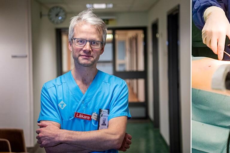 Köerna växer – operationssalar används som förråd