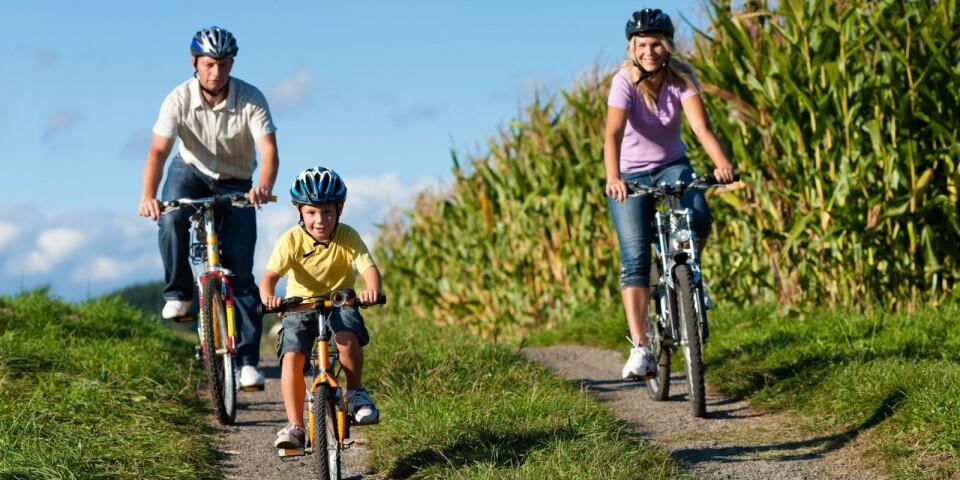 Hur upplever du cykelmiljön i Simrishamns kommun?