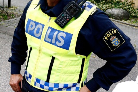 """Polisens meddelande till mopedist: """"Tappat ditt förstånd"""""""