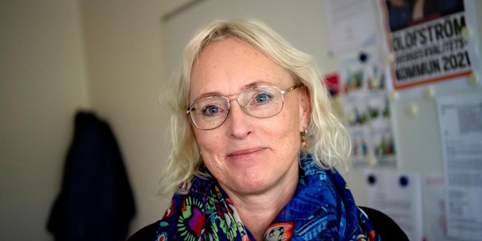 Iréne Robertsson, kommunchef i Olofström.