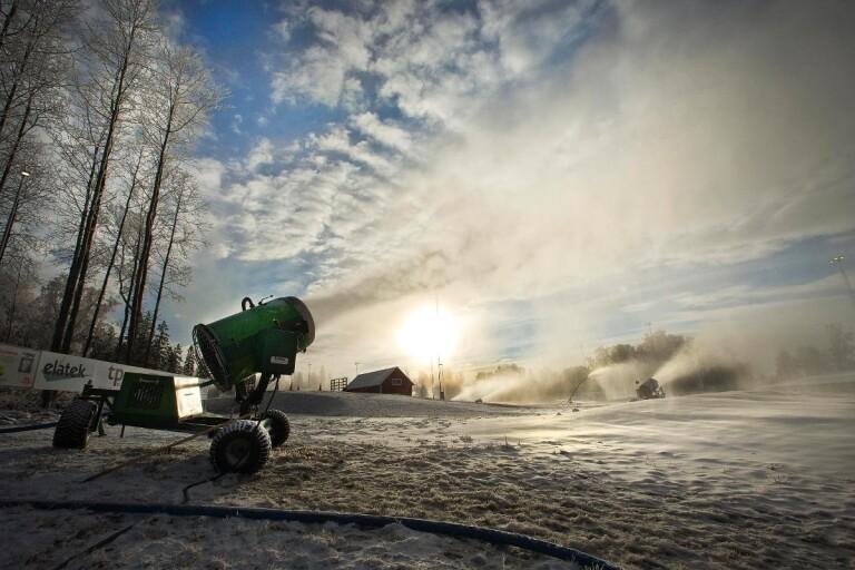 """Snabbare snöläggning att vänta i vinter: """"Kommer vara mer lättjobbat"""""""