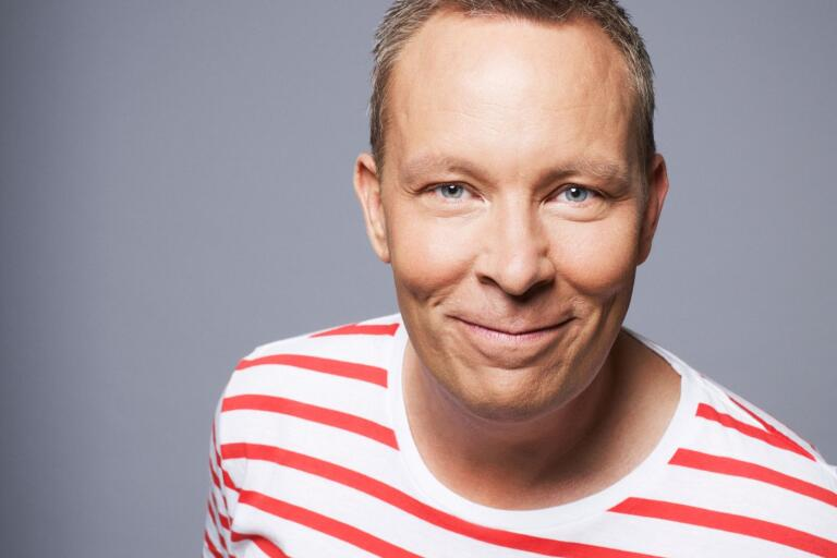 Patrik Larsson gästar Tolg och Krogen på Logen i sommar.