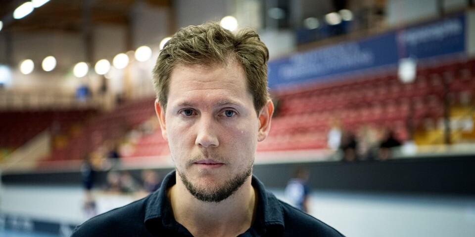 Christian Guntsch, tidigare tränare i Växjö Vipers