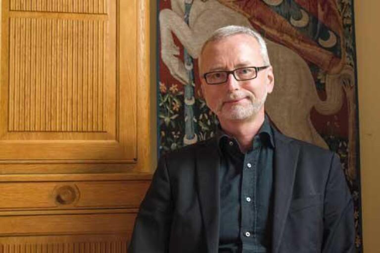 Dick Harrison pratar om våld på medeltiden