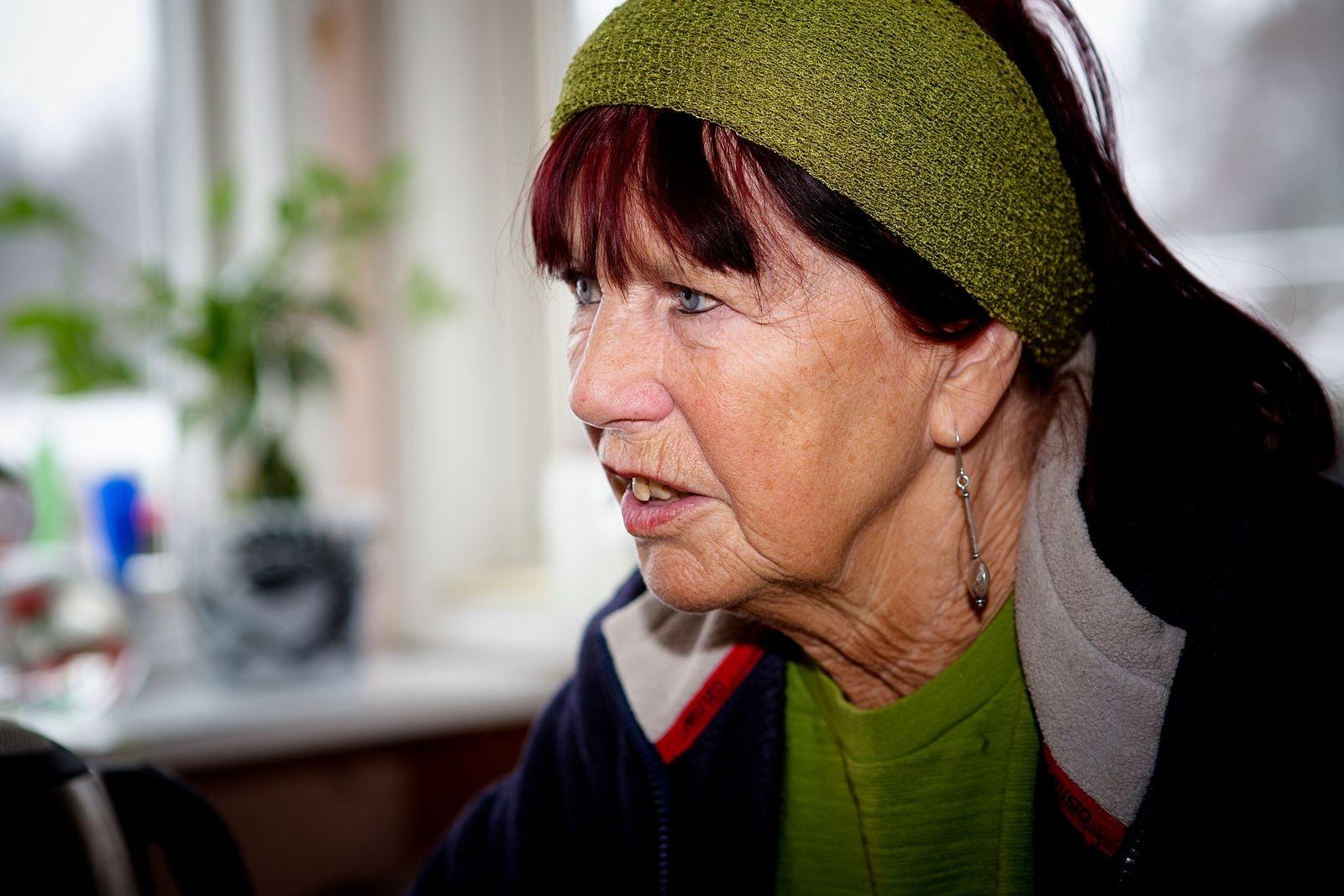 Ulrika Hydman VallienUlrika Hydman Vallien försiktigt optimistisk