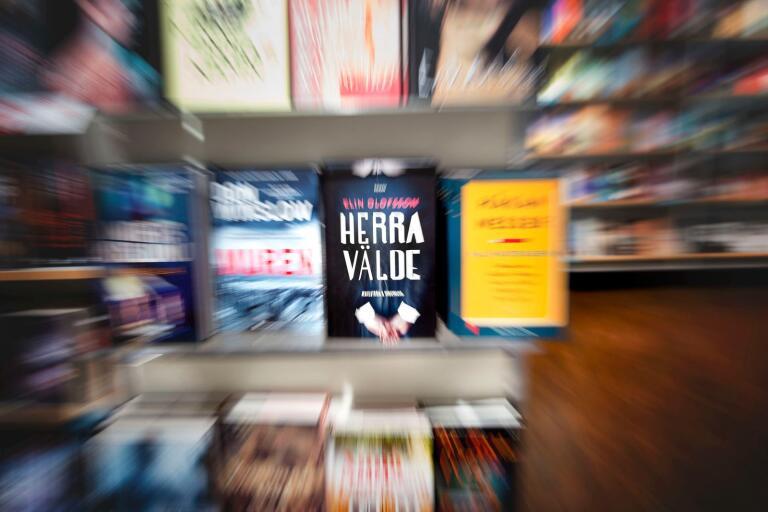 """""""Herravälde"""" är en av de romaner våra tipsare ser mest fram emot. Men det finns fler. Många fler."""