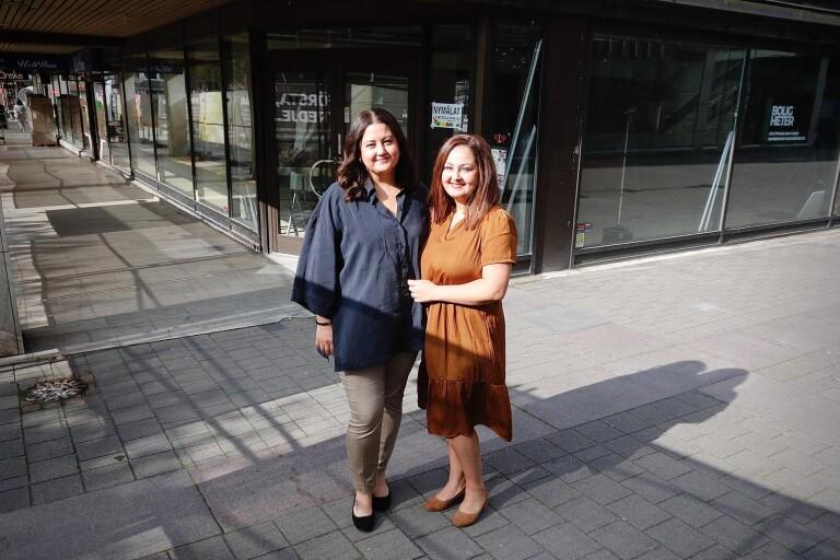 Centrum: Här öppnar ny butik – när systrar tar kedja till Borås
