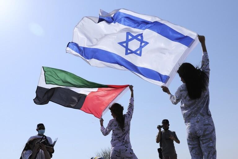 "Brutna pakter ""ett knivhugg"" i Mellanöstern"