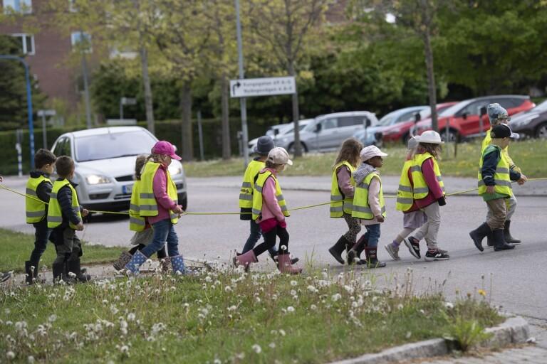 Ny mätning: Giftlarm på förskola – barnen hålls inne