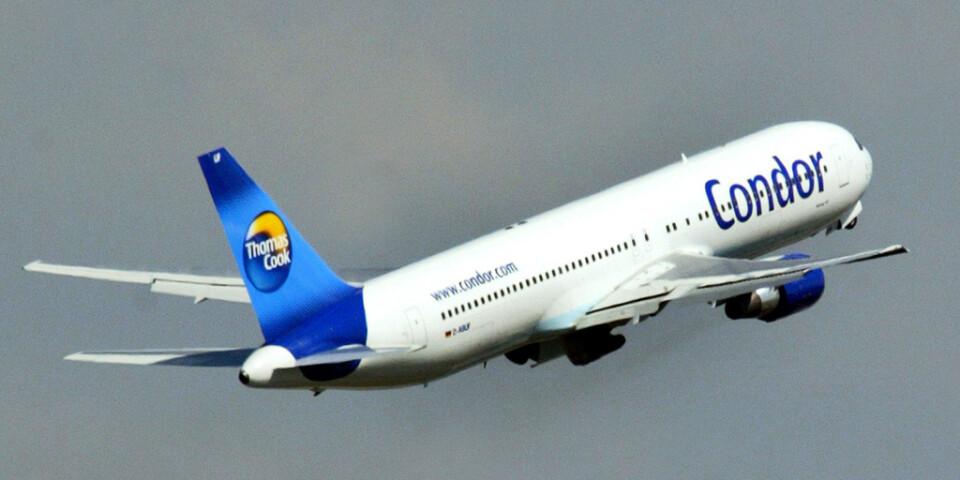 Tyskt flygbolag har hittat ny ägare. Arkivbild.