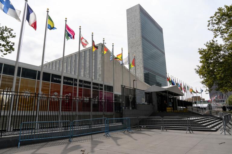 FN firar 75 år – i pandemins skugga