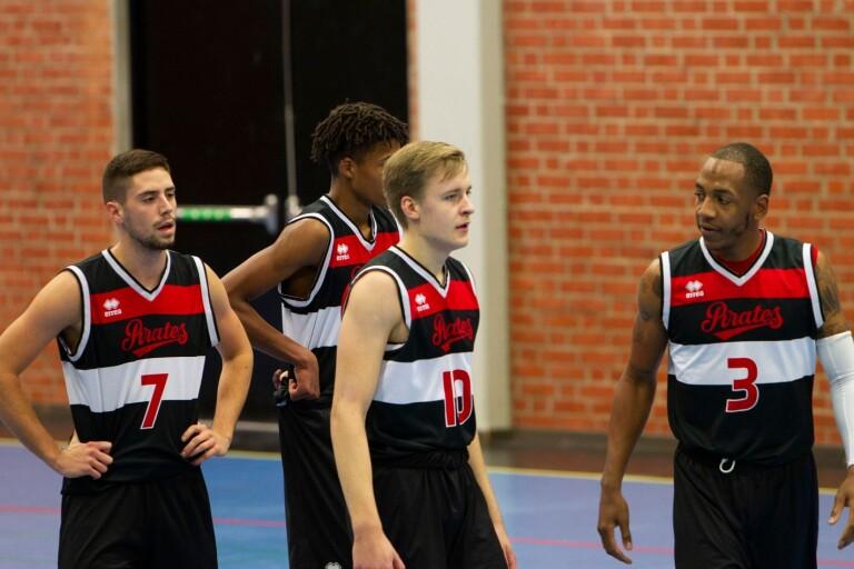 Basket: Pirates förlusttrend håller i sig