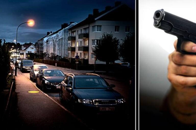 Tio brutala rån i Borås – offer hotade med skenavrättningar