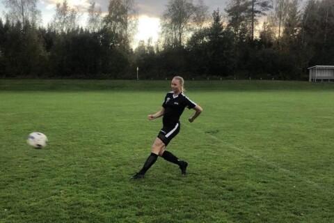 """Hon är Sjuhärads nya skyttedrottning: """"Helt chockad"""""""