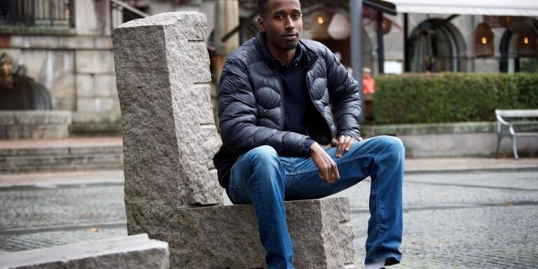 Yonis tillbaka i Somali FF