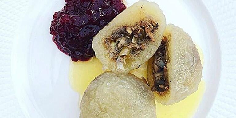 Kroppkakor med smak från Öland
