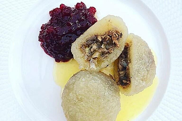 Kroppkakor – a taste of Öland