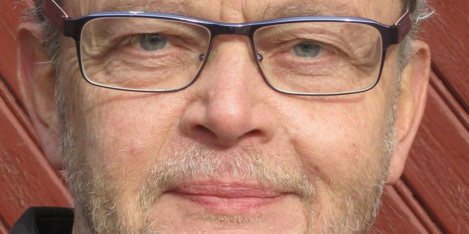 Birger Schlaug, författare och debattör.