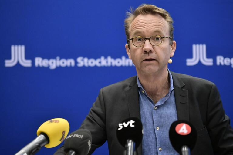 Region Stockholm avslutar stabsläge