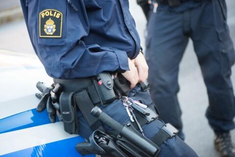 """Polisen: Fyra brott som minskat """"onormalt mycket"""" under pandemin"""