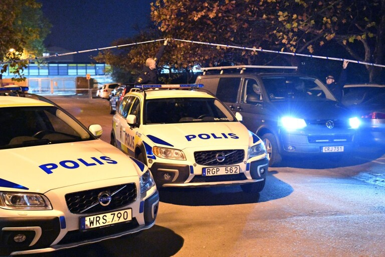Skåne: Taxichaufför skottskadad i Malmö