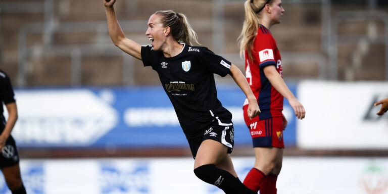Julia Roddar matchvinnare när Göteborg vann